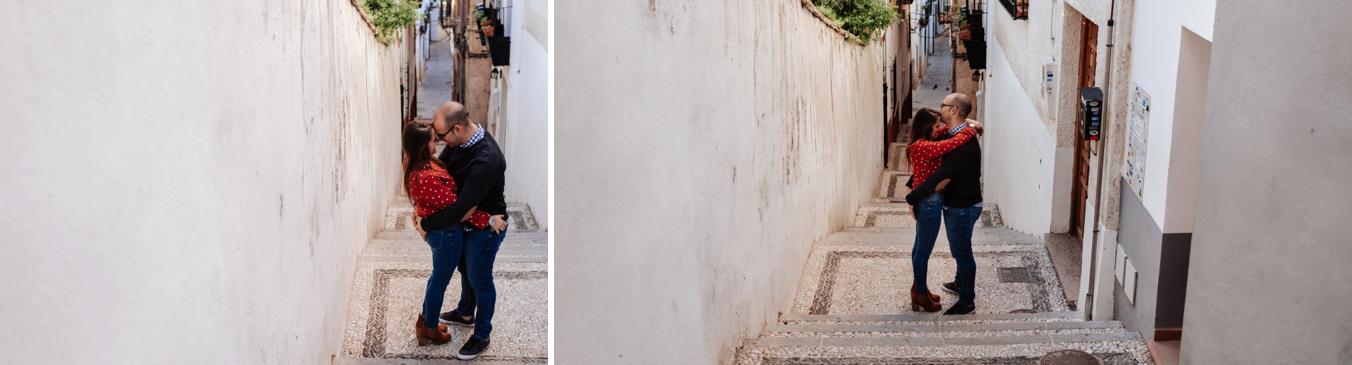 Fotos de preboda en el Albaicín