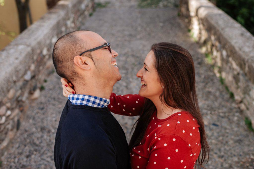 love session in Granada