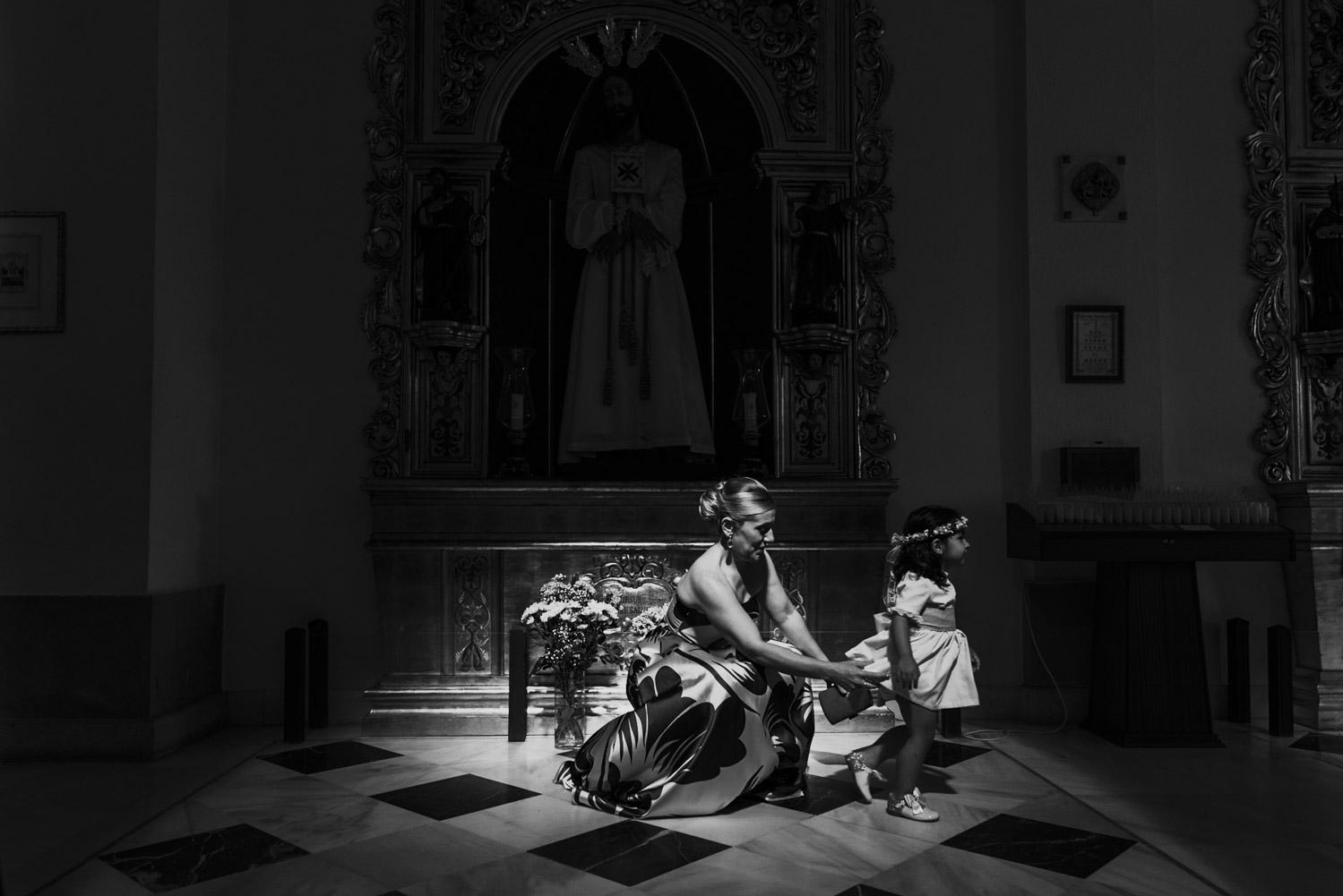boda en iglesia