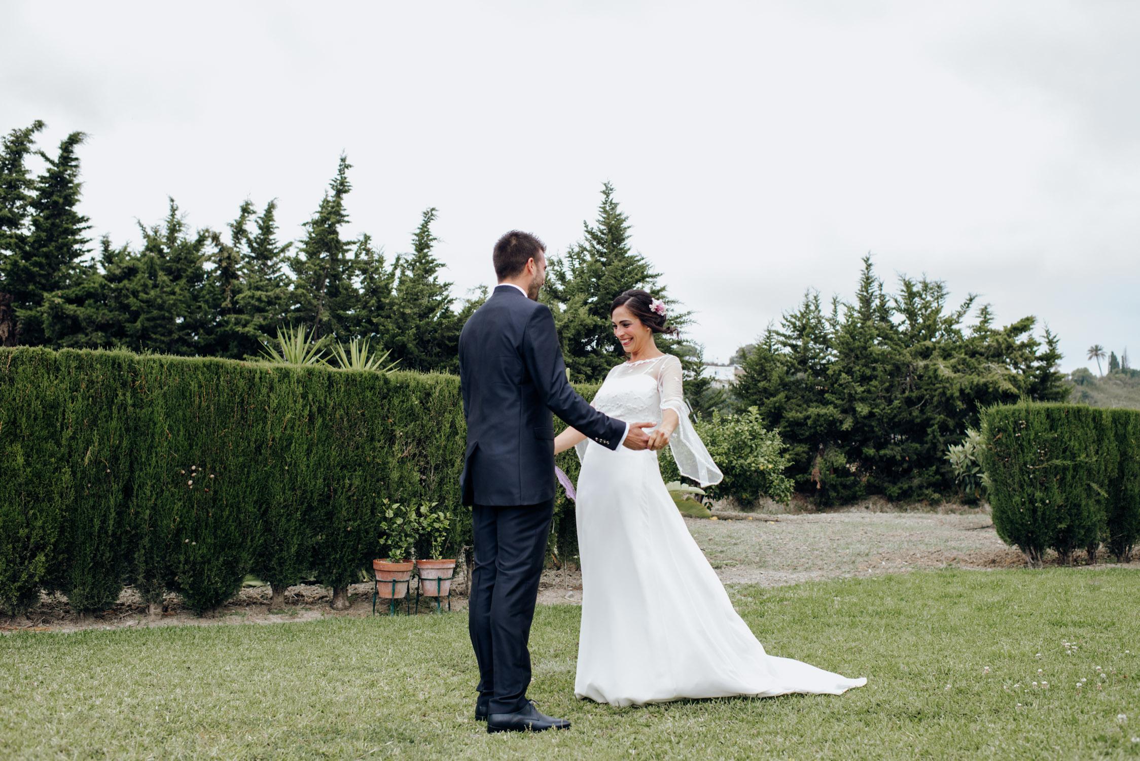 * Fotógrafo de boda en Málaga.